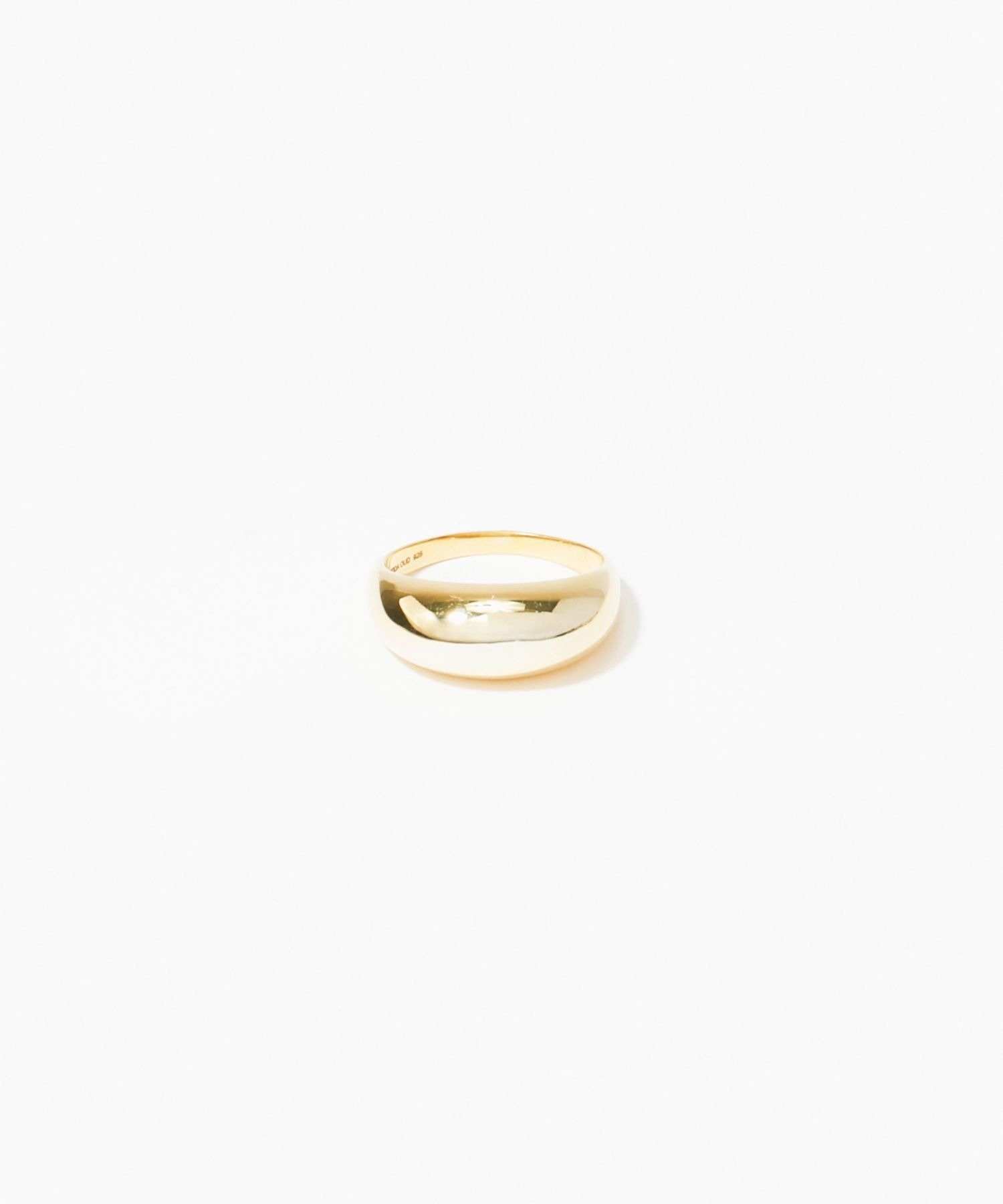 [bone] bean ring