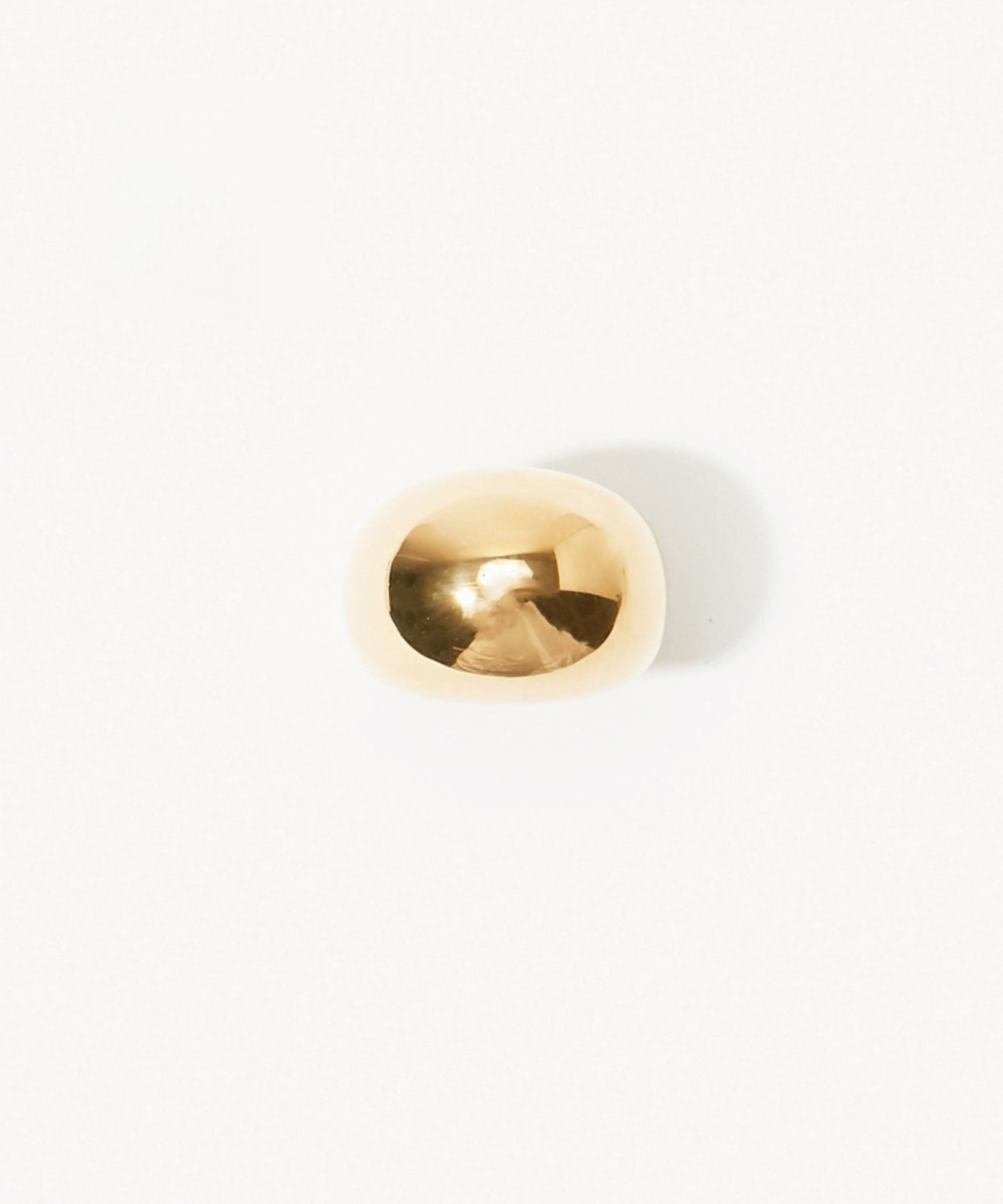 [bone] bean dome ring