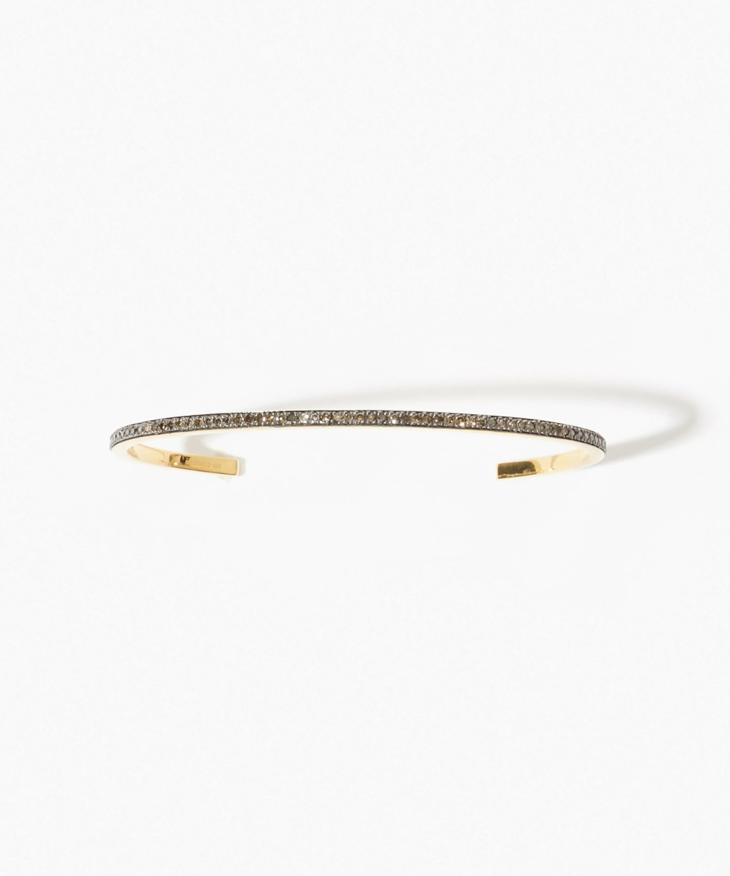 [lotus] diamond bangle