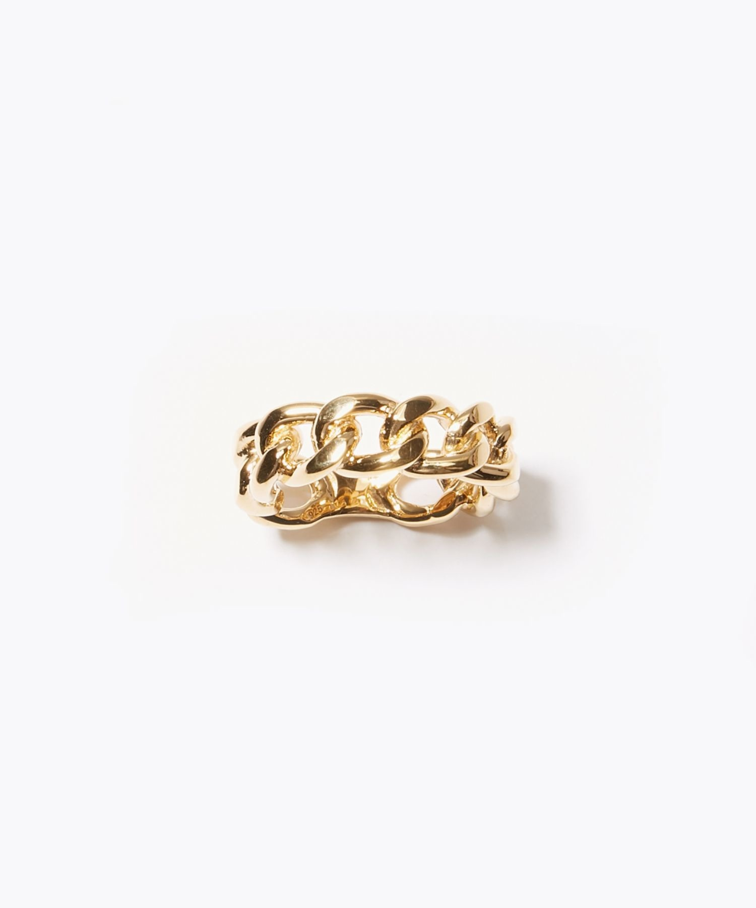[cord] curve chain ring