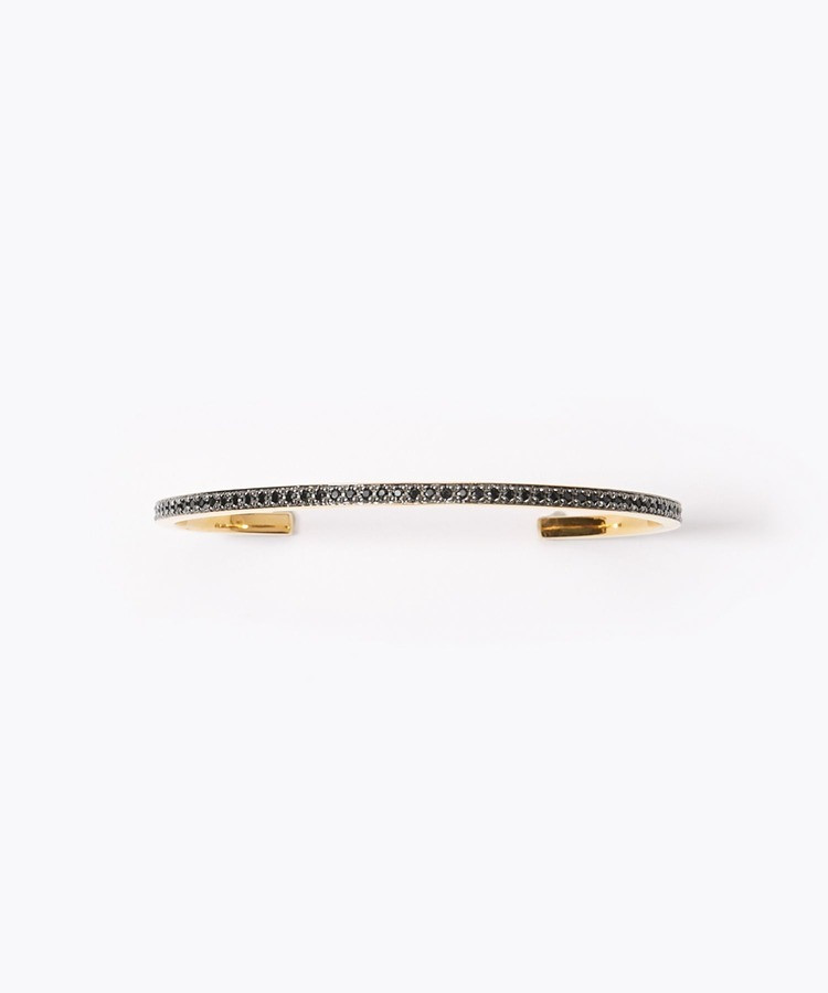 [lotus] unisex spinel bangle