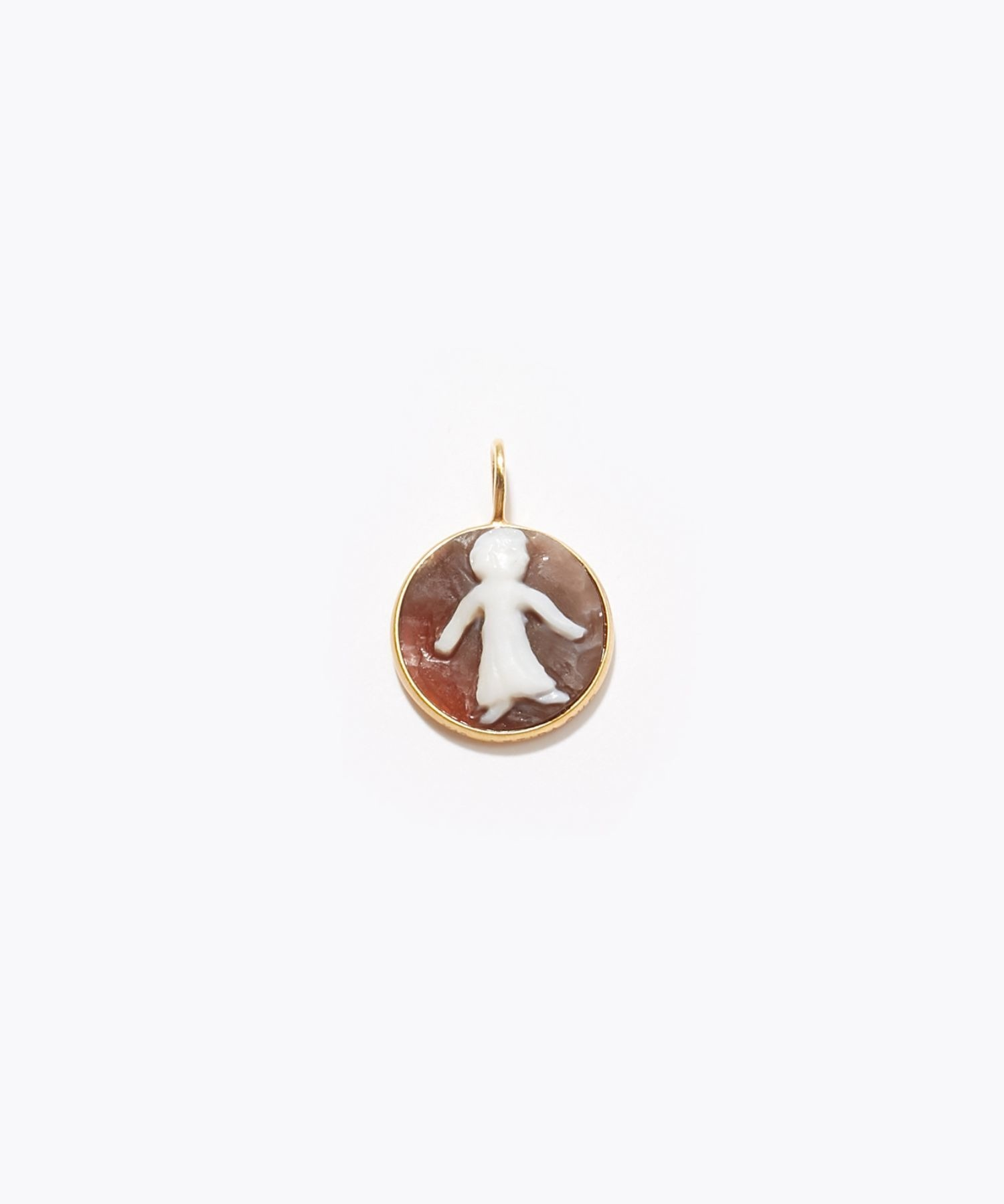 [constellation] Virgo cameo curving charm