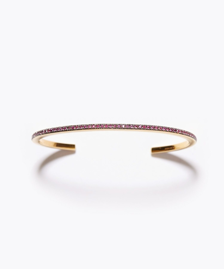 [lotus] International Girls' Day Special - ruby bangle