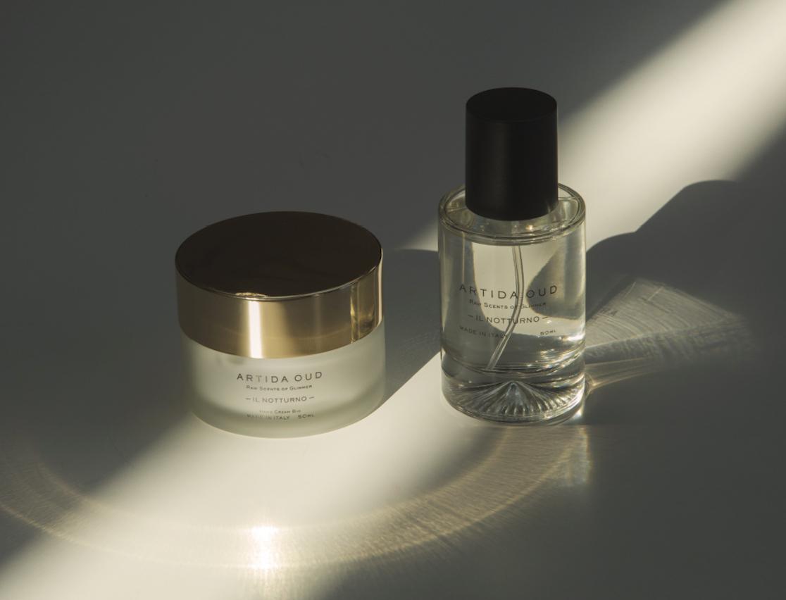 爽やかでセンシャルな夜のジャスミンの香り Il Notturno —— 香水とハンドクリームの新作登場
