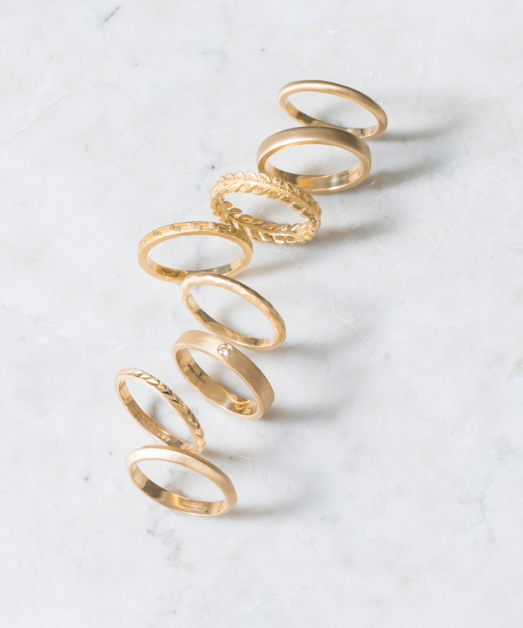 Bridal Ring Line-up
