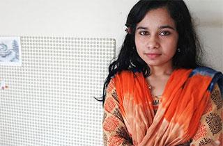 バングラデシュの女性・シーラ